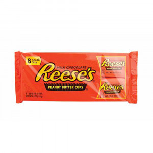 Reeses Peanut butter cups 8x