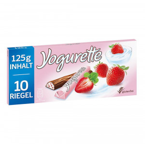 Ferrero Strawberry Yogurt chocobar