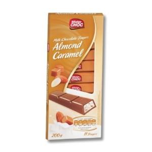 Mister choc Almond Caramel