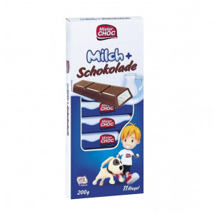 Mister Choc Milch Schokolade