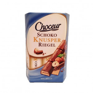 Choceur Schoko Knusper Vollmilch