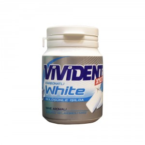 آدامس زایلیتول نعنایی ویویدنت مدل White
