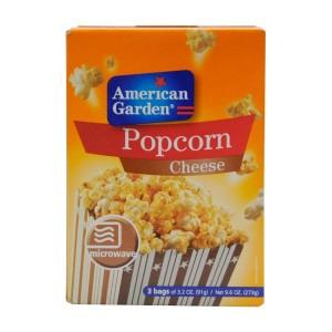 american garden popcorn cheese