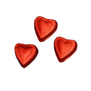3 عدد شکلات کادویی قلبی