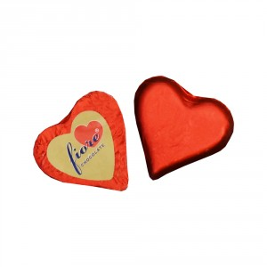 3 عدد شکلات کادویی قلبی ارمنی 10 گرمی