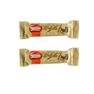 2 عدد ویفر شکلاتی نستله 1927