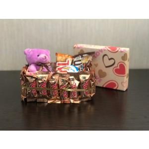 پک هدیه شکلات مدل مینی توئیکس