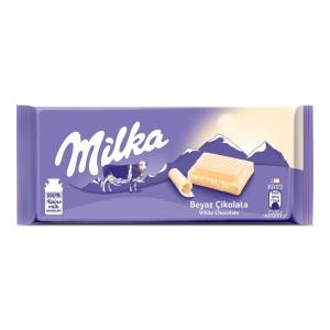 تابلت شکلات سفید میلکا