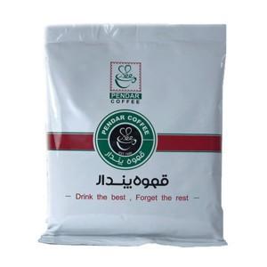 قهوه پندار مدل دانه قهوه سبز روبوستا