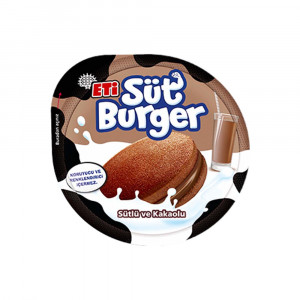 Eti Süt Burger with Cacao