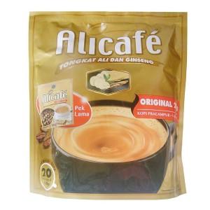 قهوه فوری جینسینگ دار گلد علی کافه