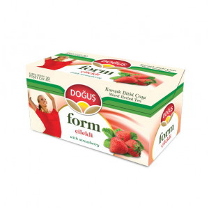 doğuş form tea strawberry