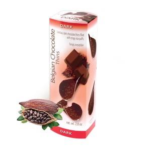چیپس شکلات تلخ رویال