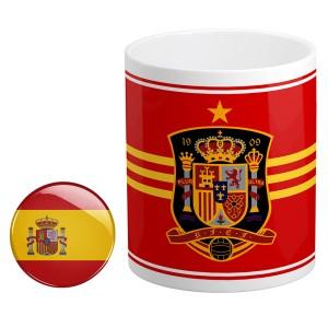ماگ و پیکسل طرح اسپانیا