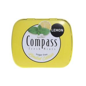2 عدد خوشبوکننده دهان لیمویی کمپاس