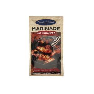 Santa Maria Marinade Hot Habanero