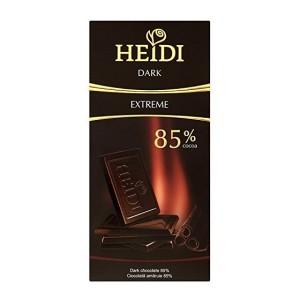 تابلت شکلات تلخ 85% هایدی