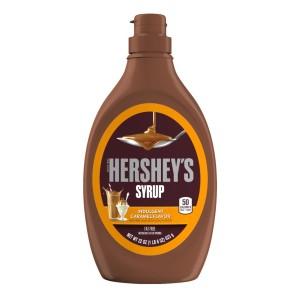 Hersheys Caramel Syrup