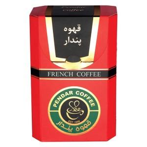 بسته قهوه پندار مدل فرانسه