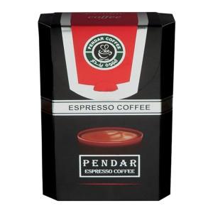 بسته قهوه پندار مدل اسپرسو