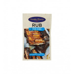 Santa Maria Rub For Ribs