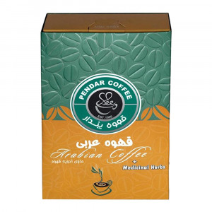 بسته قهوه پندار مدل عربی