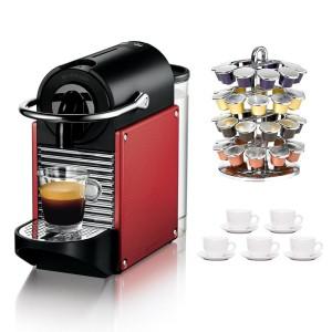 Nespresso Pixie Delonghi Espresso Maker