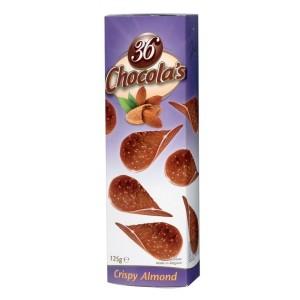 Chocola's Crispy Almond