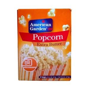 american garden popcorn extra butter
