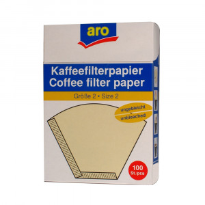 Aro Coffee Filter Paper Size 4