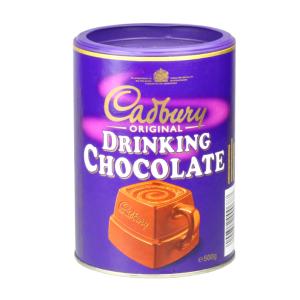 cadbury cadbury drinking chocolate 500g