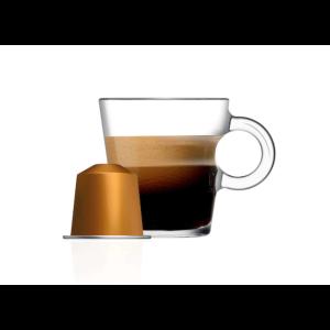کپسول 10 عددی قهوه نسپرسو مدل GENOVA LIVANTO
