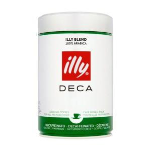 Illy Espresso DeCaf 250gr