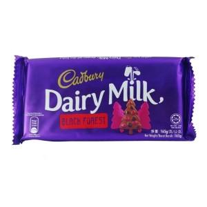 cadbury dairy milk black forest