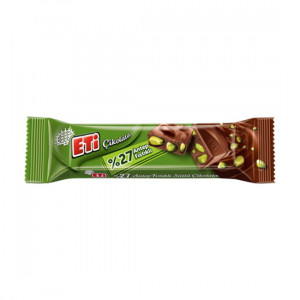 Eti Chocolate and Pistachio