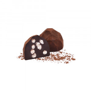 بسته 500 گرمی ترافل بلژیکی شکلات کرانچی روتا