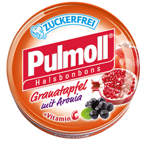 pulmoll pomegranate with aronia