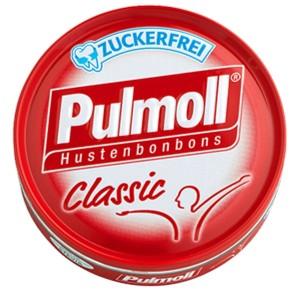 pulmoll classic sugar-free