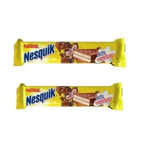 2 عدد ویفر شکلاتی نسکوئیک